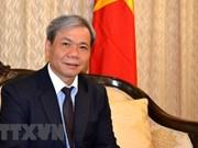 Relaciones Vietnam-India registran un desarrollo sustantivo, afirma embajador vietnamita