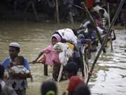 Myanmar y Bangladesh acuerdan repatriar a refugiados