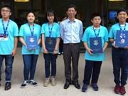 Vietnam gana una medalla de plata en Olimpiada Internacional de Matemáticas 2018