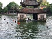 Piscina natural ayuda a reducir número de niños víctimas de accidentes relacionados con el agua en Vietnam