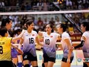Vietnam se corona en Torneo internacional de voleibol femenino