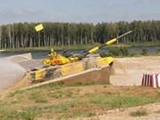 """Vietnam supera dificultades al participar en """"Juegos Olímpicos militares"""", afirma jefe castrense"""
