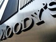 Moody's eleva calificación de bonos gubernamentales de Vietnam