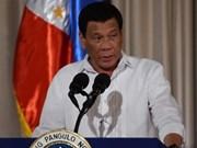 Presidente de Filipinas despide a altos oficiales militares por supuesta corrupción