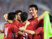 Vietnam buscará tres puntos en su primer partido de fútbol en ASIAD 2018