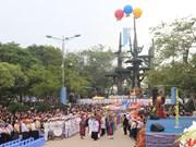Concluye festival religioso de La Vang en provincia central de Vietnam