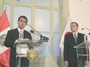 Japón y Perú promueven la implementación pronta del CPTPP