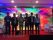 Empresas de alimentos de Vietnam presentan productos en la India