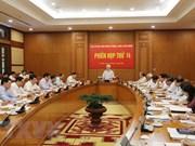 Vietnam avanza en la ofensiva contra la corrupción, afirma Secretario General del PCV