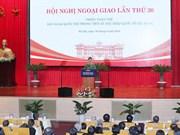 Analizan importancia de misiones diplomáticas del Parlamento para el desarrollo de Vietnam