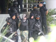 Corte malasia mantiene orden de detención a sospechosa vietnamita por asesinato de norcoreano