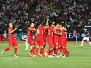 Fútbol de Vietnam mantiene liderazgo en Sudeste Asiático, según ranking de FIFA