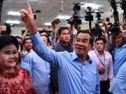 Reasignado Samdech Hunsen como primer ministro de Camboya