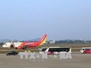 Vietjet Air suspende vuelos nacionales e internacionales por tormenta Bebinca