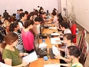 Anuncian índice de costo para el cumplimiento de trámites administrativos en Vietnam