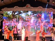 Celebran Días de Cultura japonesa en provincia vietnamita de Quang Nam