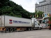 Estimulan comercio fronterizo de productos agrícolas entre Vietnam y China