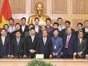 Premier de Vietnam respalda contribución de residentes en extranjero a desarrollo tecnológico nacional