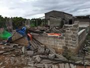 Provincia vietnamita reubicará a residentes en áreas propensas a deslave de tierra