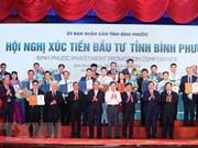 Provincia Binh Phuoc debe duplicar número de empresas, indica premier de Vietnam