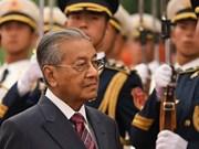 China y Malasia acuerdan promover nexos bilaterales