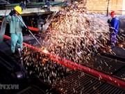 Exportación de metales de Vietnam alcanza crecimiento de 37 por ciento