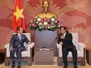 Fomentan nexos parlamentarios entre Vietnam y Japón