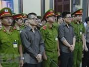 Emprenden en Vietnam juicio de primera instancia contra miembros de organización hostil