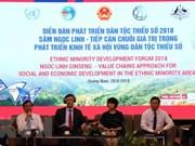Vicepremier pide desarrollo sostenible en áreas de minorías étnicas