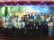 Refuerzan lazos tradicionales de amistad jóvenes de Vietnam y Japón