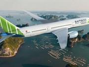 Aerolínea vietnamita Bamboo Airways iniciará operaciones en octubre próximo