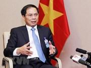 Vietnam con oportunidad de elevar su posición en Foro Económico Mundial