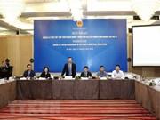 Diplomáticos extranjeros alaban tema de FEM-ASEAN 2018 en Vietnam