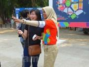 Voluntarios son indispensables para buen desarrollo de Juegos Asiáticos en Indonesia