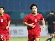 Vietnam clasifica por primera vez a los cuartos de final de fútbol en Juegos Asiáticos