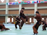 Inauguran en Hanoi Campeonato Internacional de Artes Marciales Tradicionales de Vietnam