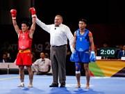 Wushuista vietnamita gana una medalla de plata en Juegos Asiáticos