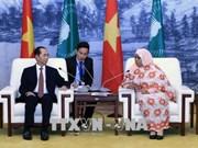 Vietnam concede importancia al fomento de nexos con África, afirma presidente