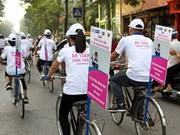 Promueven en Vietnam iniciativas para aumentar conciencia pública sobre igualdad de género