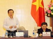 Destacan papel del Parlamento vietnamita en labores diplomáticas del Estado