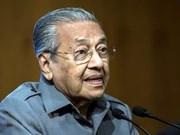 Premier de Malasia confía que su país se beneficiará de guerra comercial China- Estados Unidos