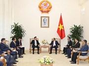Premier de Vietnam propone mayor cooperación entre empresas de su país y Corea del Sur
