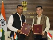India y Singapur firman segundo protocolo de modificación de acuerdo de cooperación económica