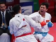 Vietnam gana una medalla de plata en karate