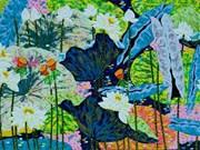 Presentan en Hanoi pinturas de artistas de Vietnam y países asiáticos