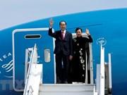 Primera dama de Vietnam visita a mujeres que padecen fístula obstétrica en Etiopía