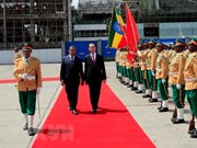 Relaciones Vietnam-Etiopía alcanzan nueva altura