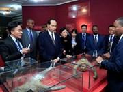 Presidente de Vietnam concluye visita estatal a Etiopía