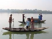 Inauguran festival de canto folclórico Vi Giam en provincia vietnamita