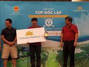Fomentan solidaridad de vietnamitas residentes en Tailandia mediante torneo de golf